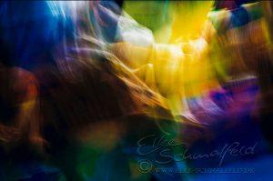 Opal - Fotokunst von Elke Schmalfeld