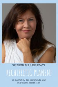 Elke Schmalfeld - Planen fürs neue Jahr