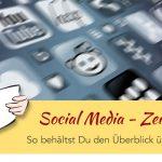 Social Media - Zeitfresser?
