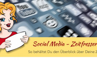 Social Media – Zeitfresser oder geniales Marketing-Tool?