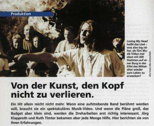 Film&TV Kameramann, Mai 2001
