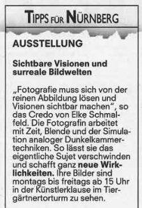 Nürnberger Nachrichten, 20. Juli 2009
