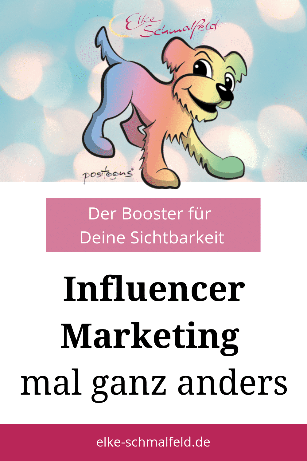 Influencer Marketing anders gedacht