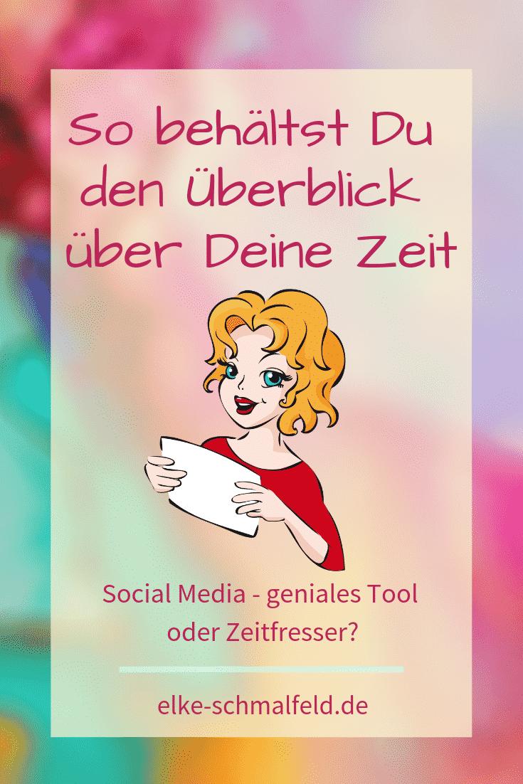 Social Media - Zeitfresser oder geniales Tool?