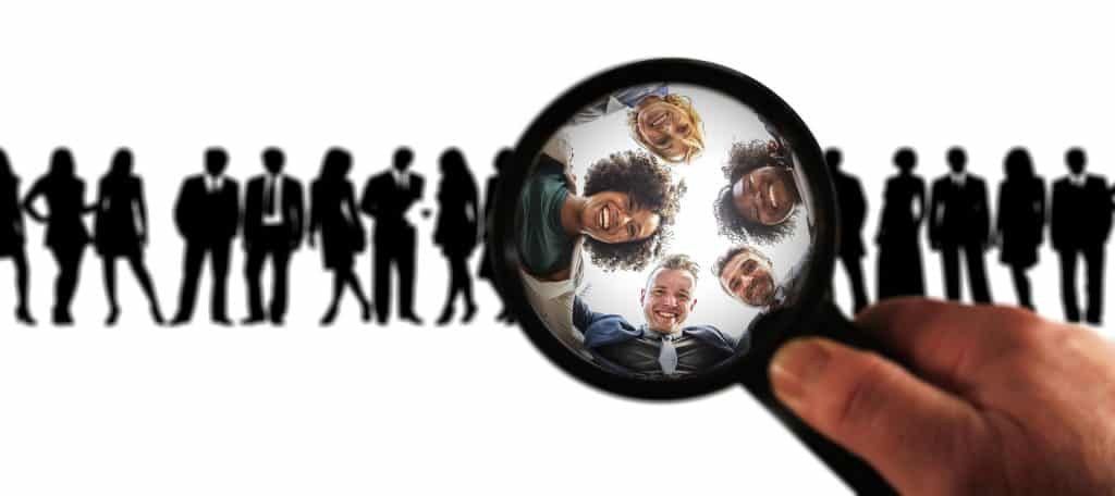 Zielgruppe -schmalfeld kreative Marketingstrategie