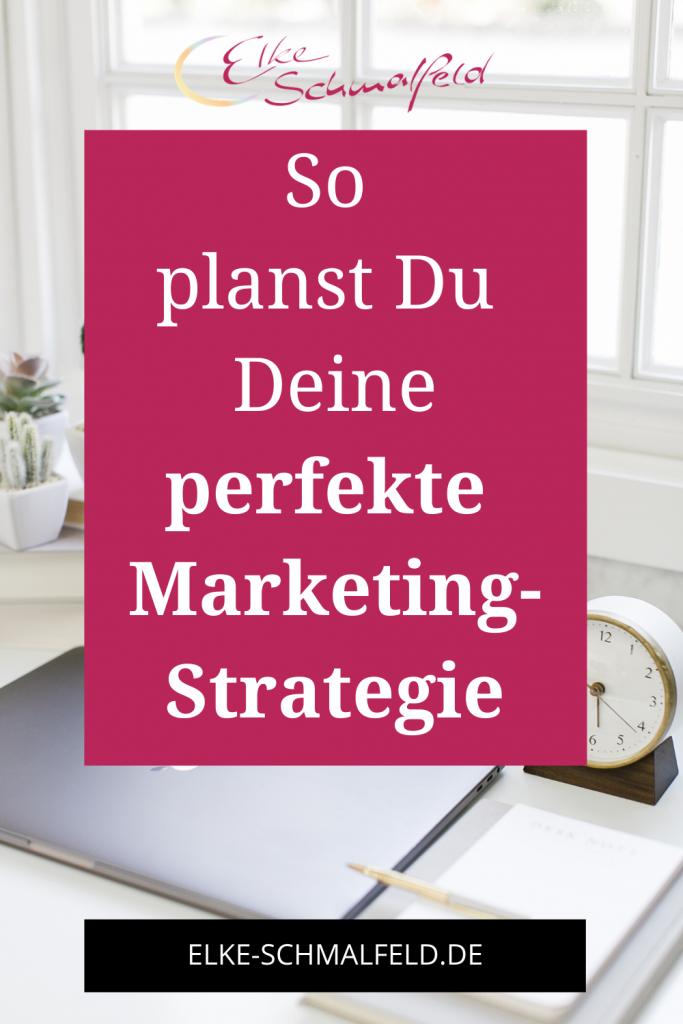 Planung der Marketingstrategie