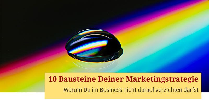 Marketingstrategie mit Elke Schmalfeld