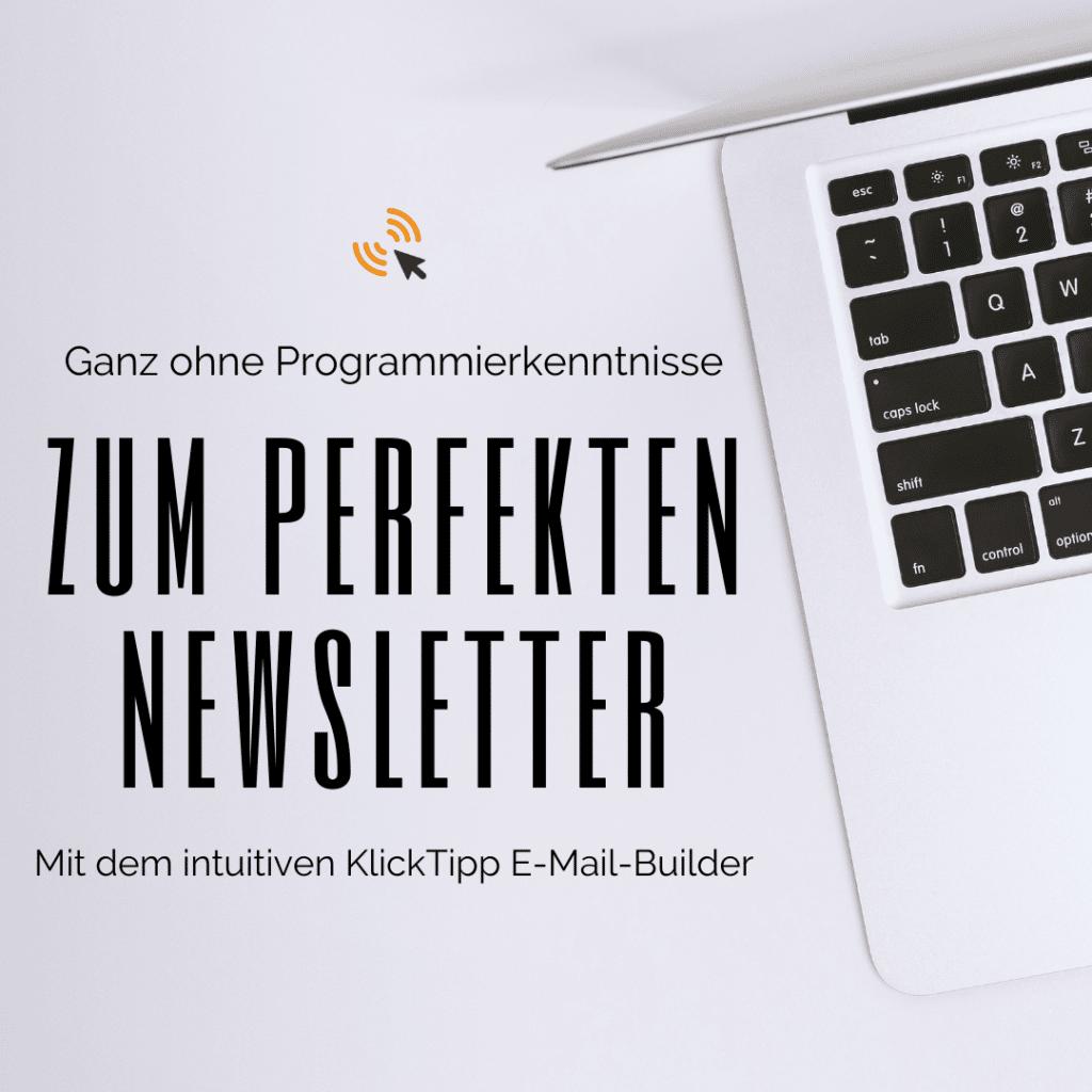 Zum perfekten Newsletter