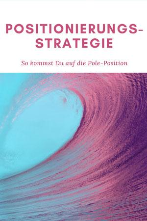Positionierungsstrategie