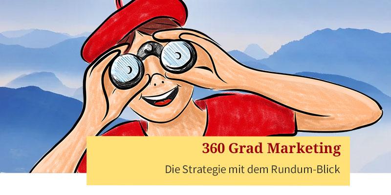 360 Grad Marketing mit Elke Schmalfeld
