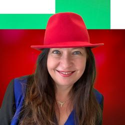 Elke Schmalfeld, kreative Marketingstrategin