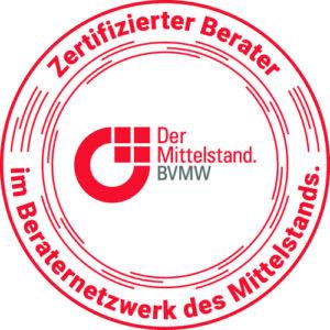 Siegel Beraternetzwerk des Mittelstands BVMW