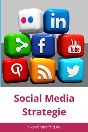 Social Media Strategie by Elke Schmalfeld