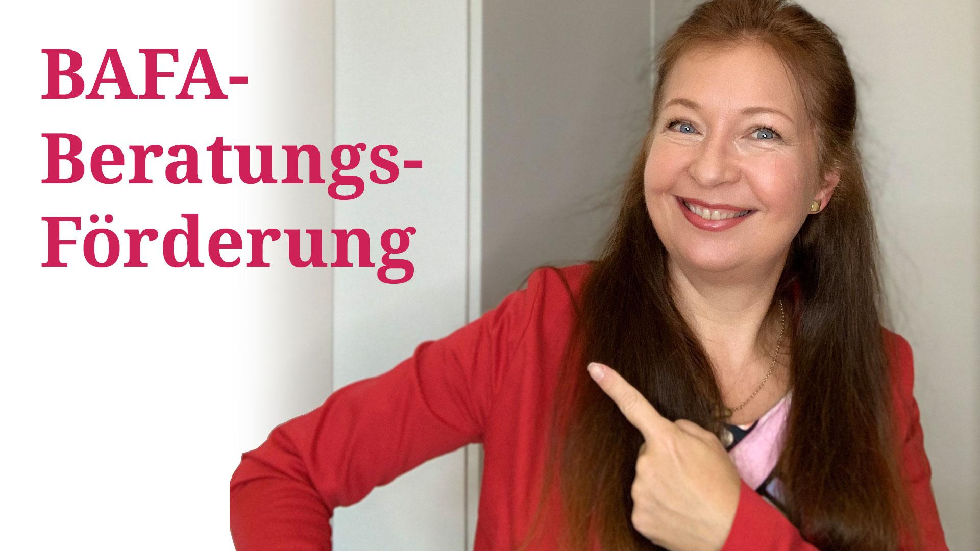 BAFA-Beratung mit Elke Schmalfeld