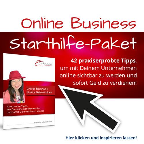 Online Marketing Starthilfe-Paket