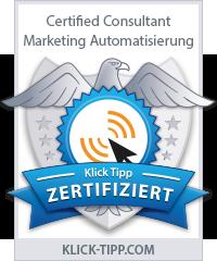 Klick Tipp Certified Consultant