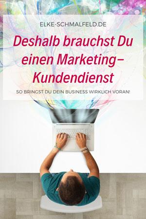 Deshalb brauchst Du einen Marketing-Kundendienst