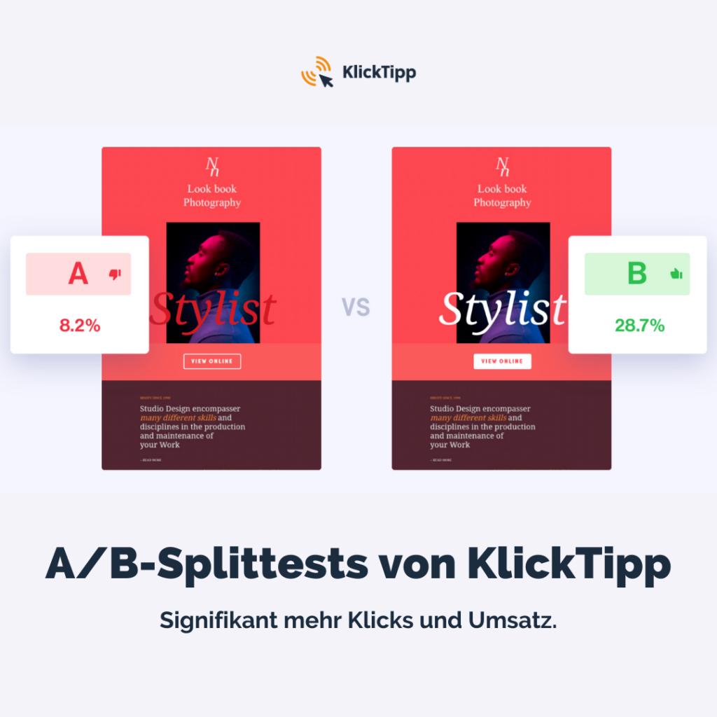 Email Marketing Splittest mit Elke Schmalfeld